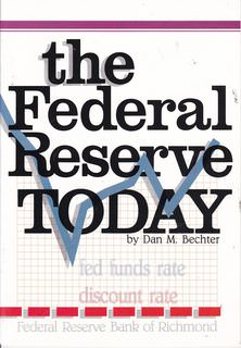 Image for The Federal Reserve Today, 9th edition