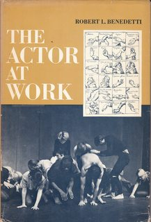 Image for The actor at work (Prentice-Hall series in theatre and drama)