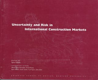Image for Uncertainty and Risk in International Construction Markets