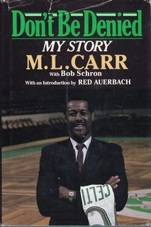 Image for Don't Be Denied: My Story. With an Introduction by Red Auerbach.