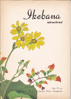 Image for Ikebana International, Issue No. 47, 1976