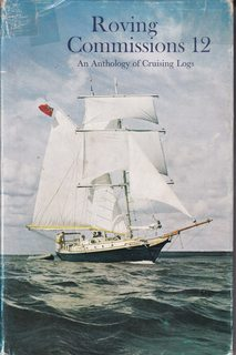 Image for Roving Commissions 12 an Anthology of Cruising Logs