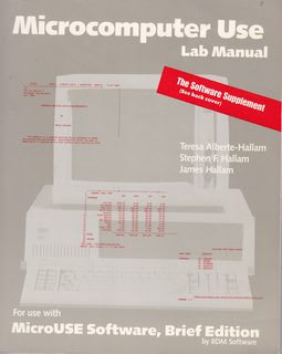 Image for Microcomputer Use: Laboratory Manual