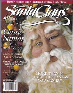 Image for Better Homes and Gardens: Creative Collection -Santa Claus