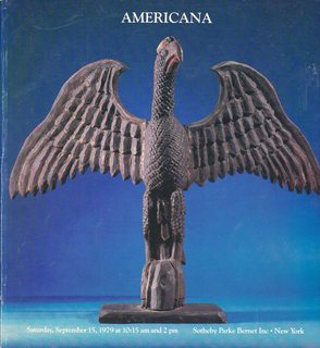 Image for Americana Auction Catalogue; Sale Number 4275, Sept. 15, 1979