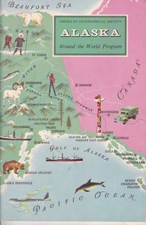 Image for Alaska: Around the World Program; American Geographical Society