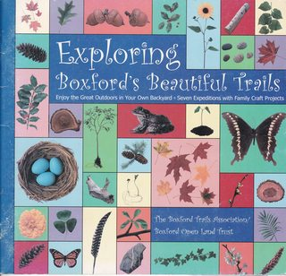 Image for Exploring Boxford's [Massachusetts] Beautiful Trails: Enjoy the Great Outdoors in Your Own Backyard, Seven Expeditions with Family Craft Projects