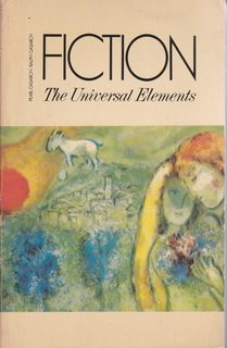 Image for Fiction: The Universal Element
