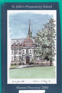 Image for St. John's Preparatory School (Danvers,MA) Alumni Directory 2000. Millennium Edition