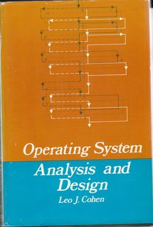 Image for Operating system;: Analysis and design,