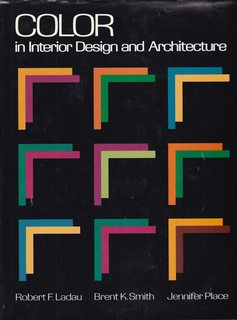Image for Color in Interior Design and Architecture