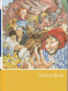 Image for Time To Read (Childcraft: How and Why Library Vol. 2)