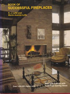 Image for Book of Successful Fireplaces: How to Build, Decorate and Use Them