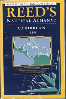 Image for Reed's Nautical Almanac: Caribbean, 1999