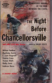 Image for Night Before Chancellorsville and Other Civil War Stories