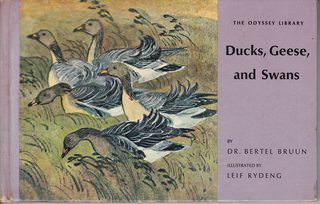 Image for DUCKS, GEESE, AND SWANS: The Odyssey Library