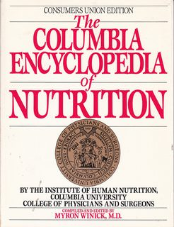 Image for The Columbia encyclopedia of nutrition