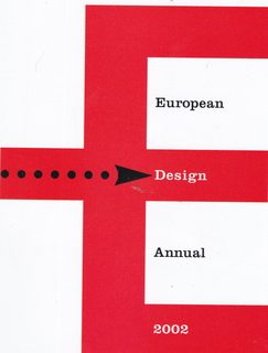 Image for Print Magazine: European Design Annual 2002.