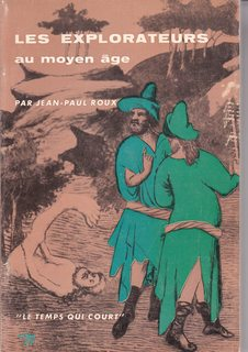 Image for Les explorateurs au moyen age.