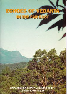 Image for Echoes of Vedanta in the Far East