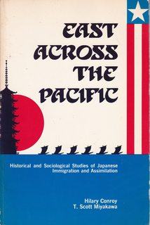 Image for East across the Pacific: Historical & sociological studies of Japanese immigration & assimilation