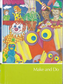 Image for Vol 11 Make And Do Childcraft The How And Wonder Why Library