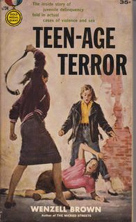 Image for Teen-Age Terror