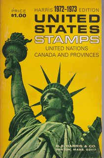 Image for 1972-1973 United States Stamps, United Nations , Canada and Provinces