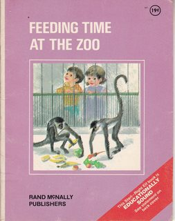 Image for feeding time at the zoo