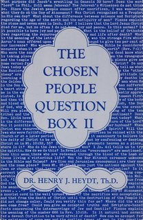 Image for The Chosen People Question Box II