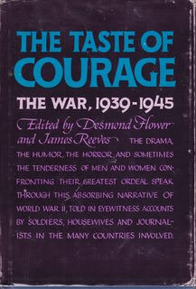 Image for The Taste of Courage: The War, 1939-1945
