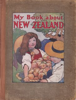 Image for My Book about New Zealand