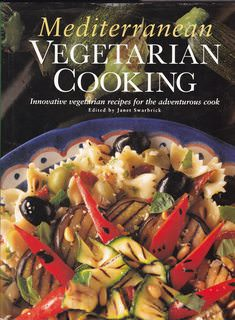 Image for Mediterranean Vegetarian Cooking