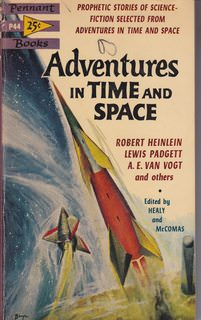 Image for Selections from Adventures in Time and Space (Pennant SF, P44)