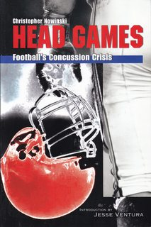 Image for Head Games: Football's Concussion Crisis