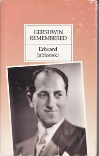 Image for Gershwin Remembered