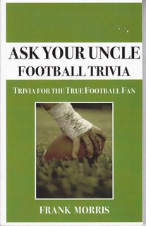 Image for Ask Your Uncle: Football Trivia