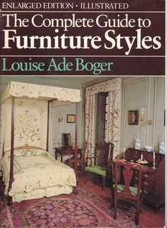Image for The COMPLETE GUIDE TO FURNITURE STYLES (ENLARGED EDITION)