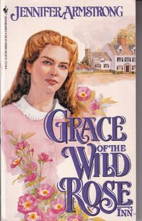 Image for GRACE OF THE WILD ROSE INN