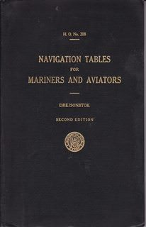 Image for Navigation Tables for Mariners and Aviators, 2nd Edition