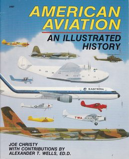 Image for American Aviation: An Illustrated History