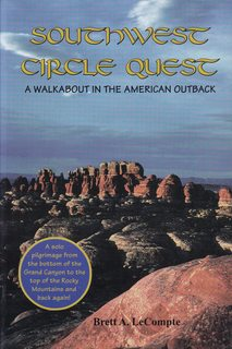 Image for Southwest Circle Quest - A Walkabout in the American Outback