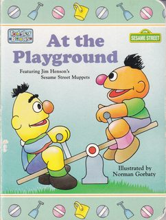 Image for At the Playground (Toddler Board Book: Sesame Street)