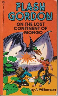 Image for Flash Gordon on the Lost Continent of Mongo