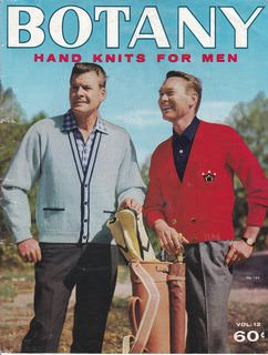 Image for BOTANY HAND KNITS FOR MEN (Vol. 12)