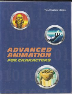 Image for Advance Animation for Characters - Third Custom Edition