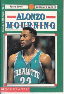 Image for Alonzo Mourning (Collector's Book 29)