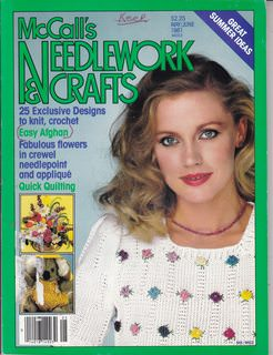 Image for McCall's Needlework & Crafts Magazine, May/June 1981 (Volume 26, Number 3)