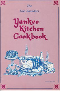 Image for The Gus Saunders Yankee Kitchen Cookbook Vol.XIII