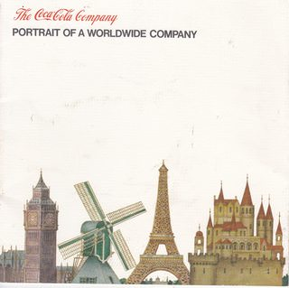 Image for The Coca-Cola Company: Portrait of a Worldwide Company